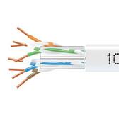 GigaTrue  550 CAT6, 550-MHz Solid Bulk Cable, Plenum (CMP), 1000-ft. (304.8-m), White