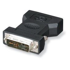 Digital Visual Interface (DVI) Adapters