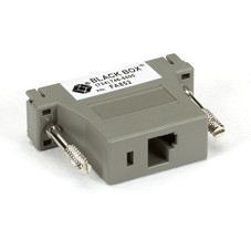 MMJ Modular Adapter Kit, DB25 Male to MMJ Female, for LJ250 Color Printers (DEC Part #H8571E)