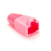 Color-Coded Snagless Pre-Plug, Pink, 50-Pack
