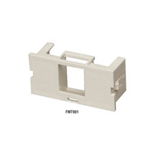 GigaStation2 Surface-Mount Housing Insert, 1-Port