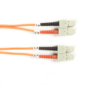 50-Micron Multimode Value Line Patch Cable, SC SC, 2-m (6.5-ft.)