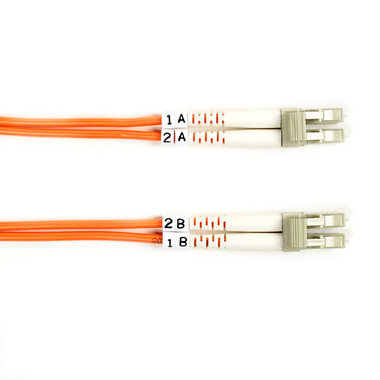 50-Micron Multimode Value Line Patch Cable, LC LC, 3-m (9.8-ft.)