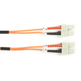 62.5-Micron Multimode Value Line Patch Cable, SC SC, 2-m (6.5-ft.)