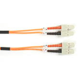 62.5-Micron Multimode Value Line Patch Cable, SC SC, 5-m (16.4-ft.)
