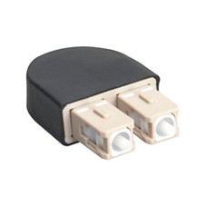 SC Loopback Connector, Single-Mode, 8.5-/125- m