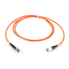 Cable Assembly, FC to ST, Simplex 62.5, Multimode, 1-m