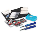 Fiber Optic Deluxe Cleaning Kit