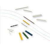 2806031-01: Corning Heat-Shrink Fusion Splice Protector, 1F, 60 mm, 50 pack