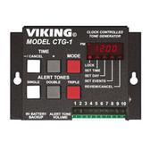 Viking Clock-Controlled Tone Generator
