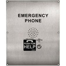 Viking ADA-Compliant Emergency Phone