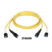 Single-Mode, 8.3-Micron Duplex Fiber Optic Cable