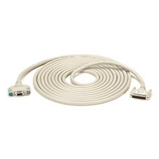 ServSwitch  to Keyboard/Monitor/Mouse Cable (User Cables), PC (PS/2), Coax, 20-ft. (6.0-m)