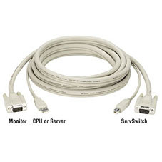 ServSwitch USB to CPU/Server Cables