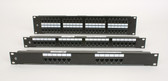 Optical Cable patch panel cat 6
