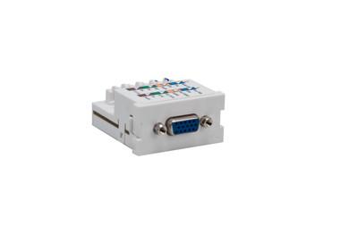 Leviton: 41295-VPW - MOS VGA PC WH