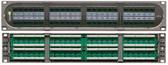 Leviton: C1686-U48 - PNL C1 110 C6 48PT 2U