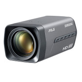 Network Zoom Box Camera, 1.3MP, HD(720p), Motorized Zoom Lens 20x (4.45-89mm), H.264/MJPEG/MPEG4, Electronic D/N, 12VDC/PoE