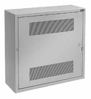 DBS24248G | Hoffman D-BOX™ Wall-Mount Enclosure, 4RU