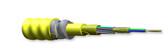 012E81-33131-A1: Corning 12 Fiber MIC® Tight-Buffered Interlocking Armored Riser Cable, Single-mode