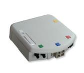 WMO-85: Corning Workstation Media Outlet, White