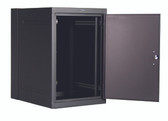 "GL24WDS: Great Lakes Case & Cabinet, WD Wall Mounts, 24""H x 24""W x 32.13""D, solid door"