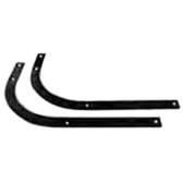 CHATSWORTH PRODUCTS INC (CPI) 12795-701 | Heavy Duty Swing Gate Kit; Black