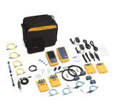DSX-5000QI 120: Fluke Networks DSX-5000 CableAnalyzer with OLTS Quad and Fiber Inspection