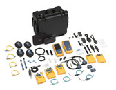 DSX-5000QOI: Fluke Networks DSX-5000 with OLTS Quad, OTDR Quad and Fiber Inspection