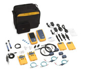 DSX-5000MI 120/GLD: Fluke Networks DSX-5000 CableAnalyzer  with OLTS Multimode and Fiber Inspection with 1 year Gold Services