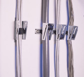 CAT600WM: CADDY® Wall Mount Vertical Cable Support (Pack of 2)