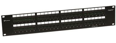350-IPR 48 Port Panel