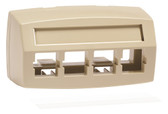 M14CE-E -246 Faceplate 0.08 Snap (ivory)