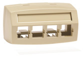 M14CE-E -246 Faceplate 0.125 Snap(ivory)