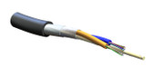 024KSF-T4130D20: Corning 24-Fiber FREEDM® LST™ Loose-Tube Gel-Free Riser Cable, 62.5 µm (OM1)