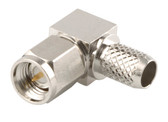 CONNECTOR:CNT-240 SMA RIGHT ANGLE MALE