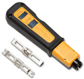 10061120: Fluke Networks D914S Impact Punch Down Tool with EverSharp 110 & 66 Blades
