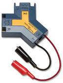 10410100: Fluke Networks ADSL/POTS Splitter with Alligator Cord