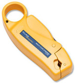 11231255: Fluke Networks Multi-Level Coax Cable Stripper, 2 and 3 Level for RG58/59 Coaxial Cable