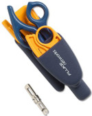 11291000: Fluke Networks Pro-Tool Kit IS40 with Punch Down Tool