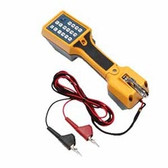 22801001: Fluke Networks TS22A Telephone Test Set with Piercing Pin Clips
