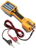 22801009: Fluke Networks TS22A Telephone Test Set with Angled Bed-of-Nails Clips
