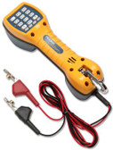 30800009: Fluke Networks TS30 Telephone Test Set with Angled Bed-of-Nails Clips