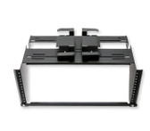 EDGE-BKT-LR-4RU: Corning Pretium EDGE® Ladder Rack Mounting Bracket, 4RU