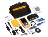 FI-7000-MPO 120: Fluke Networks FiberInspector Pro with MPO tip and cleaning