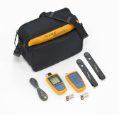 FTK1000: Fluke Networks SimpliFiber Pro Multimode Fiber Verification Kit, Fiber Tester