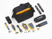 FTK1300: Fluke Networks SimpliFiber Pro Multimode Verification Kit with FT120 FiberViewer, Fiber Tester