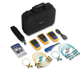 MFTK-MM850-SM1550: Fluke Networks MultiFiber Pro Multimode & 1550 nm Singlemode Kit