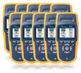 AirCheck-10PK: Fluke Networks AirCheck-10PK AirCheck with Holster and Auto Charger, 10-Pack