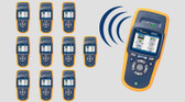AIRCHECK-LE-10PK: Fluke Networks AirCheck Wi-Fi Tester for Lawn Enforcement